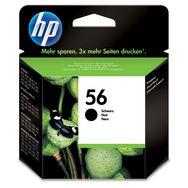 HP Cartouche d'Encre HP 56 Noire Authentique (C6656AE)