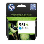 HP Cartouche d'Encre HP 951XL Cyan grande capacité Authentique (CN046AE)