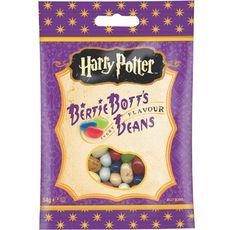 Harry Potter bonbons Bertie Bott's bean au goût étrange 54g