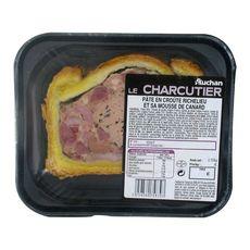 Auchan Le Charcutier Pâté en croûte Richelieu 120g