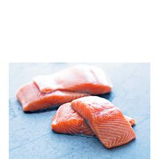 pavé de saumon x4 barquette 500g promo filière responsable