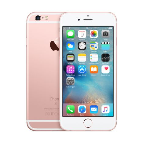 APPLE iPhone 6S - 32 Go - 4,7 pouces - Rose doré