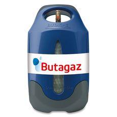 BUTAGAZ Butagaz Bouteille de gaz butane viseo 10kg 10kg