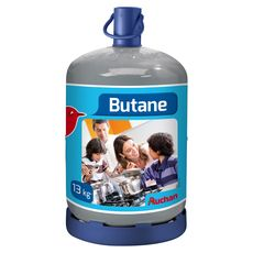 AUCHAN Auchan butane charge de gaz 13kg 1 pièce