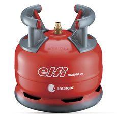 ANTARGAZ Antargaz Bouteille de gaz butane elfi 5,5kg 5,5kg