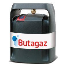 BUTAGAZ Butagaz Bouteille de gaz propane cube 5kg 5kg
