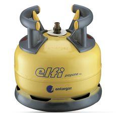 ANTARGAZ Antargaz Bouteille de gaz propane elfi 5,5kg 5,5kg