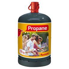 AUCHAN Auchan propane charge de gaz 13kg 1 pièce