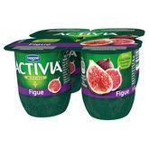 Danone Activia fruits figue 4x125g