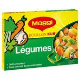 Maggi bouillon de légumes tablette x18 -180g