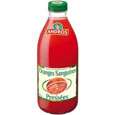 Andros jus d'orange sanguine 1l