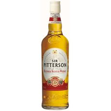 Sir Pitterson scotch whisky 40° -70cl