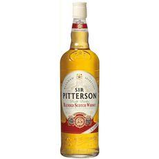 Sir pitterson scotch whisky 40° - 1l
