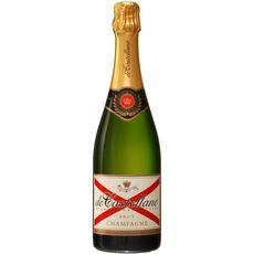 DE CASTELLANE AOP Champagne brut 75cl