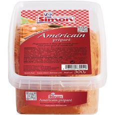 SIMON Filet américain préparé 300g