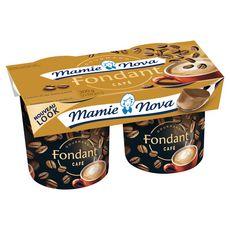 Mamie Nova dessert gourmand café 2x150g