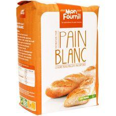 MON FOURNIL Préparation pour pain blanc 1kg