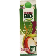 Force Bio pur jus de pomme frais 1l