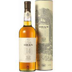 OBAN Scotch whisky single malt ecossais 43%  14 ans 70cl