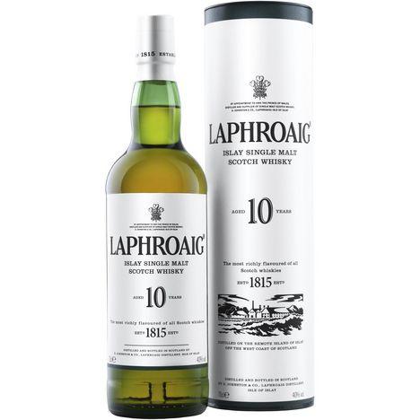 LAPHROAIG Scotch whisky single malt ecossais 40% 10 ans