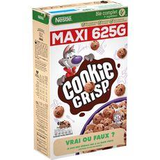 COOKIE CRISP Céréales façon cookie avec pépites de chocolat 625g