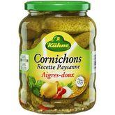 Kühne Kühne cornichons sauce aigre douce 360g