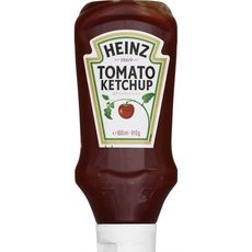 Heinz tomato ketchup flacon 910g
