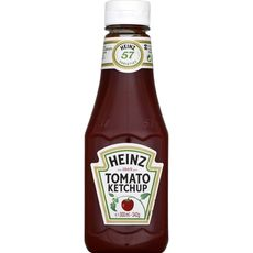 Heinz tomato ketchup top up 342g