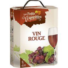 Les Petits Vignobles Espagne rouge 5L