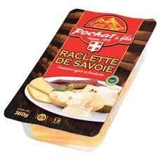 Pochat & Fils fromage à raclette de savoie plateau 360g