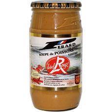 PERARD Soupe de poissons label rouge 780g