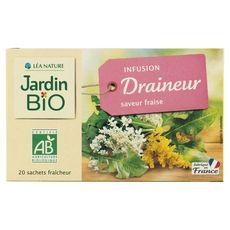 JARDIN BIO Jardin Bio infusion draineur 30g