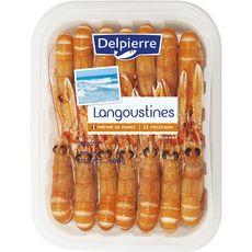Delpierre Langoustines 400g