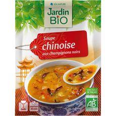 Jardin Bio soupe chinoise champignons noirs 40g