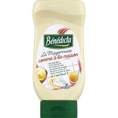 Bénédicta mayonnaise comme à la maison 390g