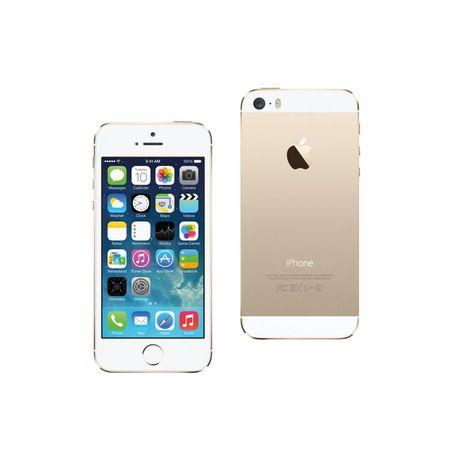 iphone 5s reconditionn grade b 32 go or lagoona apple pas cher prix auchan. Black Bedroom Furniture Sets. Home Design Ideas