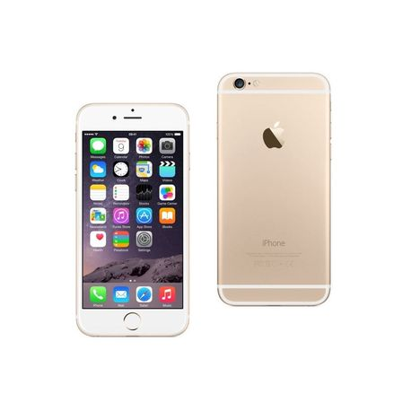 APPLE Iphone 6 Reconditionné Grade B - 64 Go - Or - LAGOONA