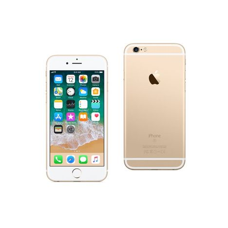 APPLE Iphone 6S Reconditionné Grade A - 64 Go - Or - LAGOONA