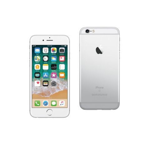 APPLE Iphone 6S Reconditionné Grade B - 16 Go - Argent - LAGOONA