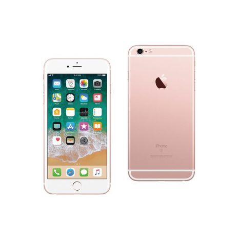 iphone 6s reconditionn grade b 16 go rose lagoona apple pas cher prix auchan. Black Bedroom Furniture Sets. Home Design Ideas
