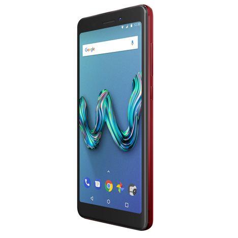 Smartphone Tommy 3 - 16 Go - 5,5 pouces - Rouge WIKO pas cher à prix ... 71a217727934