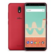 WIKO Smartphone View Go - 16 Go - 5.7 pouces - Rouge