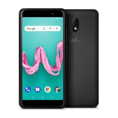 WIKO Smartphone Lenny 5 - Anthracite - Ecran 5.7 pouces