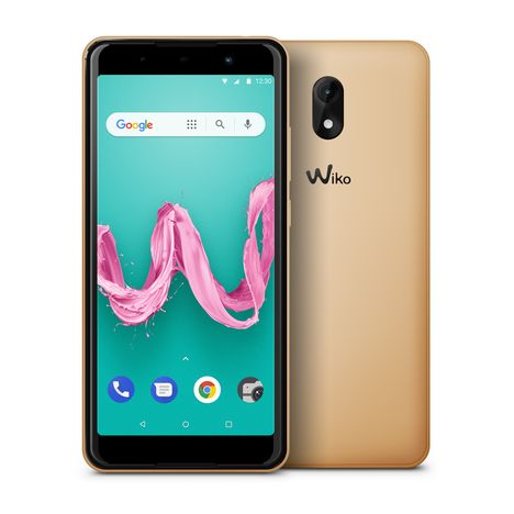 WIKO Smartphone Lenny 5 - Or - Ecran 5.7 pouces