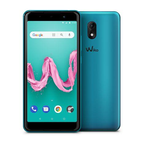 WIKO Smartphone Lenny 5 - Bleen - Ecran 5.7 pouces