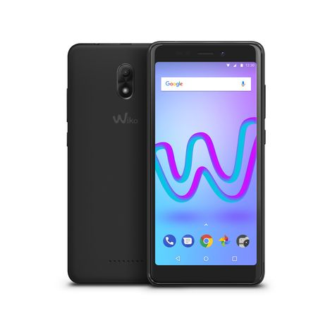 WIKO Smartphone Jerry 3 - Anthracite - Ecran 5.45 pouces