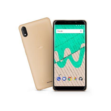 WIKO Smartphone View Max - Or - Ecran 5.99 pouces