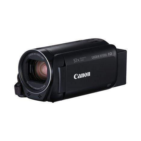 CANON Camescope Numérique - LEGRIA HFR 806 - Full HD