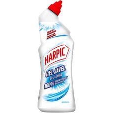 Harpic gel javel éclat & blancheur 750ml