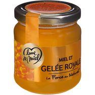 Michaud  miel et gelée royale 250g